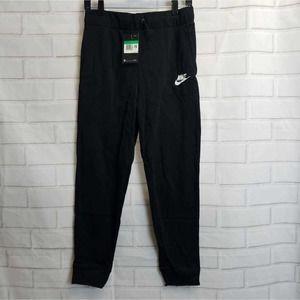 NWT Nike Girls Active Jogger Pants Black XL